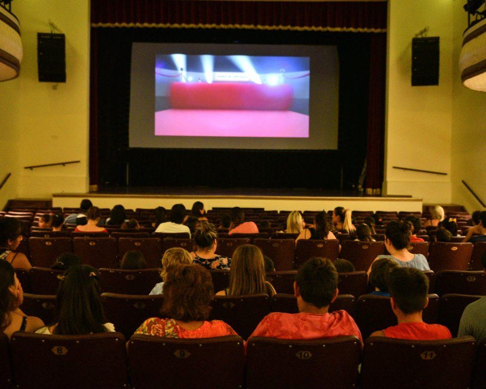 Teatro Seminari Cine Italia 1